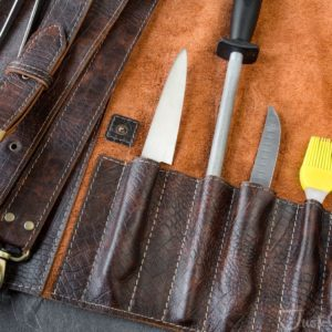 Скрутка для ножей Данди Патина
